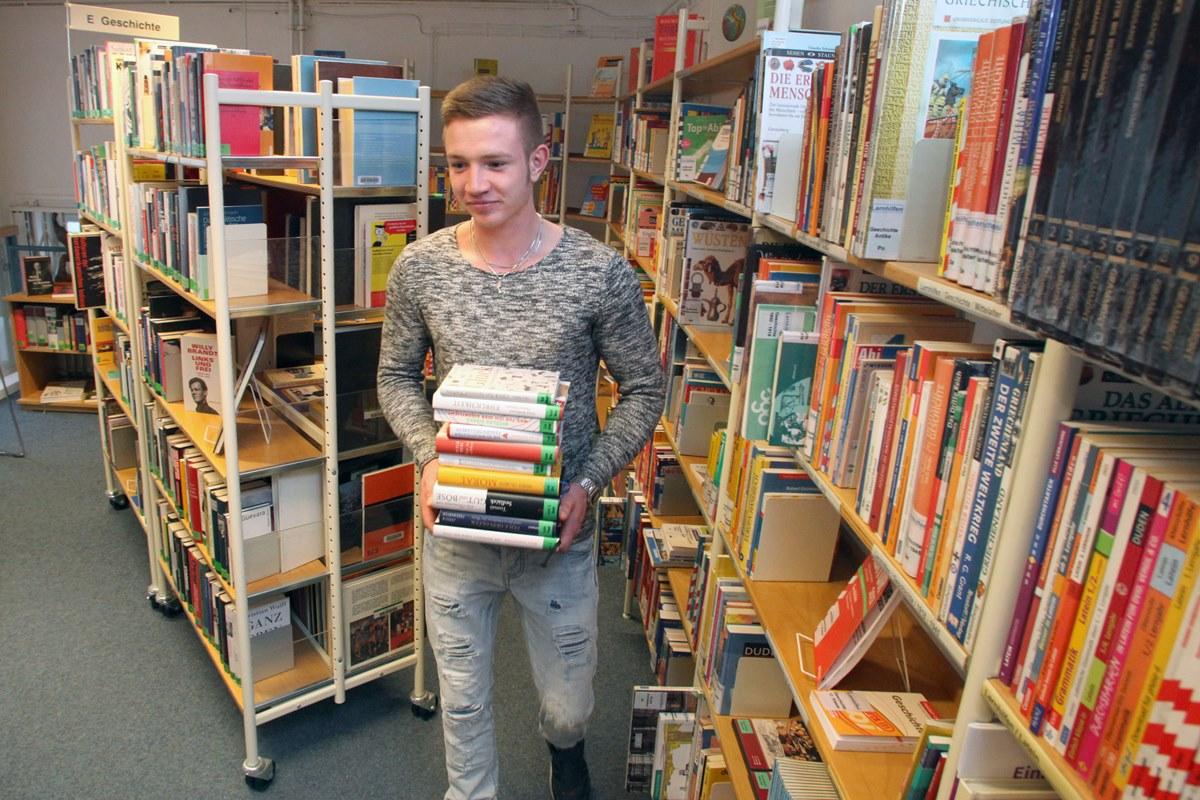 Ausbildung / Praktikum in der Stadtbibliothek Goslar